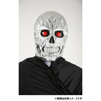 マスク メタルガイコツ