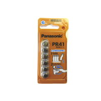 panasonic パナソニック 空気亜鉛電池 pr-41  り