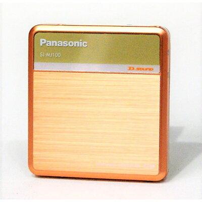 Panasonic SJ-MJ100-D