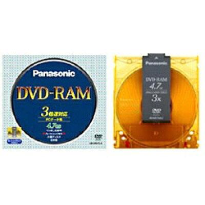 Panasonic DVD-RAM  LM-HB47LA