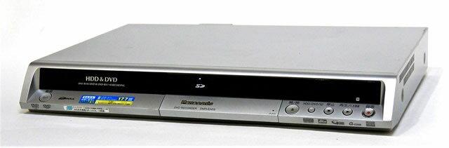 楽天市場】パナソニック Panasonic DVDレコーダー DIGA DMR-EH55-S ...