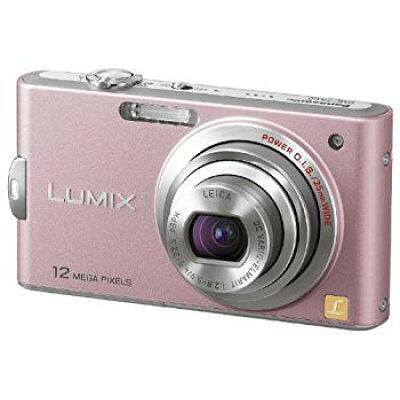 Panasonic デジカメ LUMIX FX DMC-FX60-P