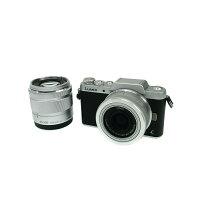 Panasonic ミラーレス一眼カメラ DMC-GF7 DMC-GF7W-S