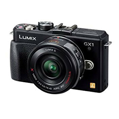 Panasonic ミラーレス一眼カメラ DMC-GX1 DMC-GX1X-K