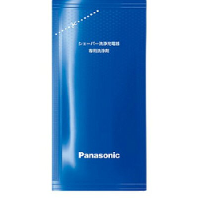 パナソニック シェーバー洗浄充電器専用洗浄剤 ES-4L03(3個入)