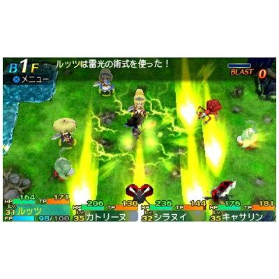 世界樹と不思議のダンジョン2/3DS/CTRPBD5J/B 12才以上対象