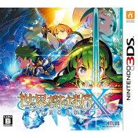 世界樹の迷宮X(クロス)/3DS/CTRPBZMJ/B 12才以上対象