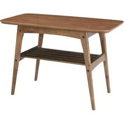 (東谷)TOMTE(トムテ) コーヒーテーブルS(天然木(ラバーウッド)) TAC-227WAL
