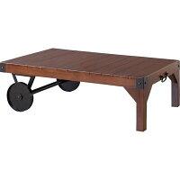 東谷 トロリーテーブル TTF-116 W106×D66×H33cm