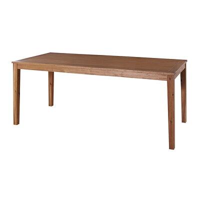 東谷 アルンダ ダイニングテーブル NX-714 W180×D85×H72cm
