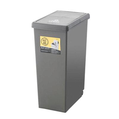 東谷 AZUMAYA スライドペール 45LLFS-763BR ゴミ箱