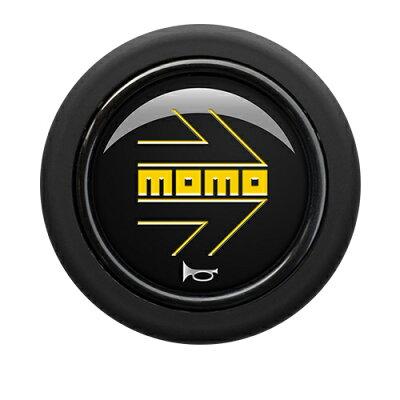MOMO モモ ホーンボタン MOMO ARROW NERO モモアローネロHB-21