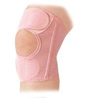 ウォーキングサポーター 膝用 ピンク M-L1枚入