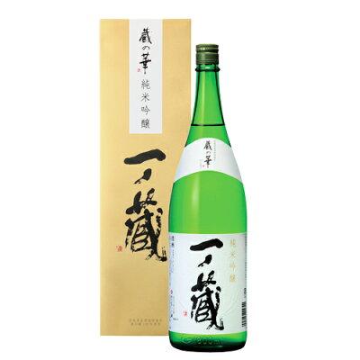一ノ蔵 純米吟醸 蔵の華 カートン入り 1.8L