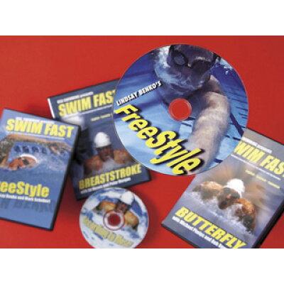 水泳トレーニング用DVD 平泳ぎ SSDV802