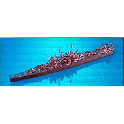 ピットロード 1/700 米国海軍 軽巡洋艦 クリーブランド W22