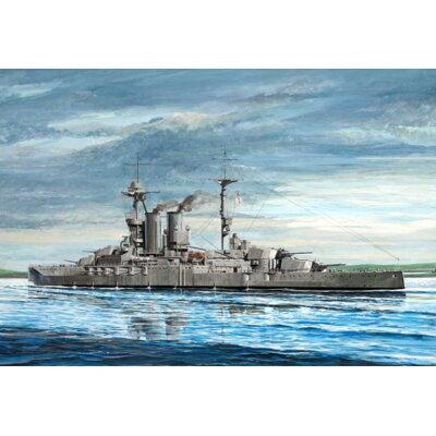 プラモデル スカイウェーブシリーズ 1/700 英国海軍 戦艦 ウォースパイト 1915 ピットロード
