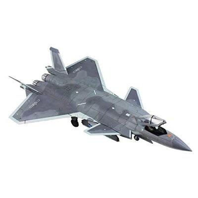 1/72 中国空軍 J-20戦闘機 プラモデル ドリームモデル