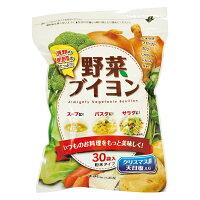 まるも 野菜ブイヨン 4g 入  植物性原料のみ使用