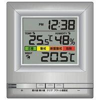 MT 壁掛け 卓上型熱中症指数計 MT-873