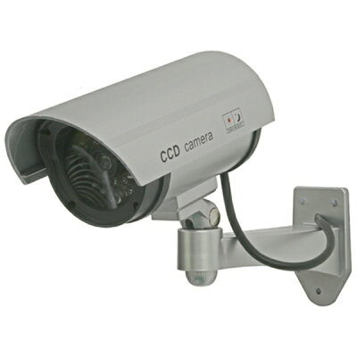 マザーツール 屋外設置型ダミーカメラ 疑似赤外線LED DC-027IR