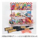 ジャパンマグ縁日射的あそびセット(景品100個入)(2399-023)
