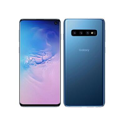 SAMSUNG Galaxy S10 プリズムブルー SM-G973C