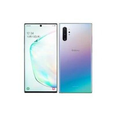 SAMSUNG Galaxy Note10+ オーラグロー SM-N975C