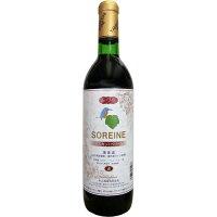 山口ワイン ソレイネ 赤 720ml