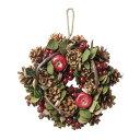 大橋新治商店 木の実のリース natural wreath リース   木の実ミックス 28-004