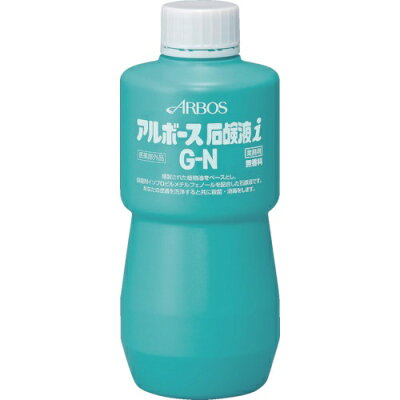 アルボース アルボース 石鹸液i g-n