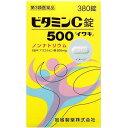 ビタミンC錠500 イワキ ノンナトリウム 380錠