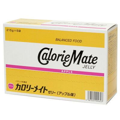 大塚製薬 カロリーメイト ゼリーアップル味 箱