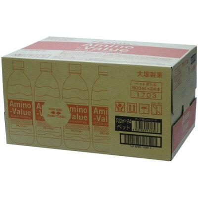 大塚製薬 アミノバリュー 4000(500PET) ケース