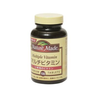 大塚製薬 ネイチャーメイド マルチビタミン100粒