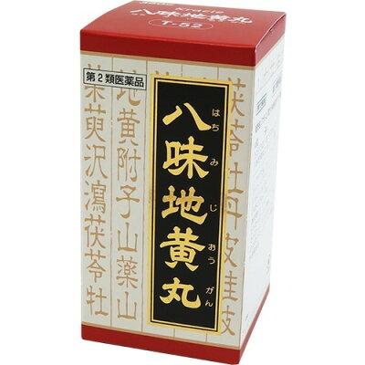 「クラシエ」漢方 八味地黄丸料エキス錠(360錠)