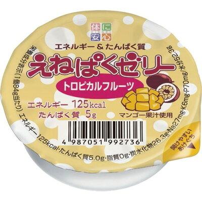 キッセイ えねぱくゼリー トロピカルフルーツ(84g)