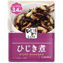 ゆめレトルト ひじき煮(65g)