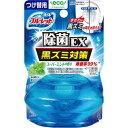 液体ブルーレットおくだけ 除菌EX スーパーミントの香り 無色の水 つけ替用