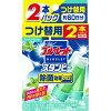 ブルーレット スタンピー つけ替用 除菌効果プラススー パーミントの香り(56g(28*2))