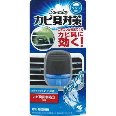 サワデー クルマ専用カビ臭対策 デオドラントマリン(6ml)