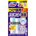 ブルーレット スタンピー 除菌効果プラス 無香料 つけ替用(28g*3本入)
