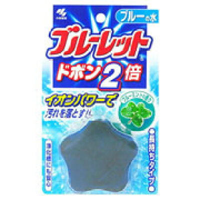 ブルーレット ドボン 2倍 ブルーミントの香り(120g)
