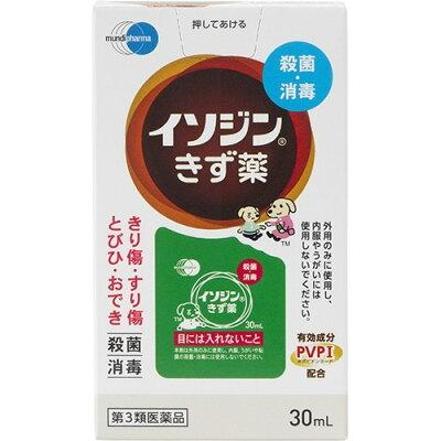 イソジンきず薬(30mL)
