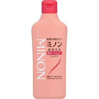 ミノン 薬用ヘアシャンプー(120ml)