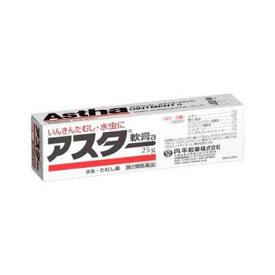 アスター軟膏(25g)