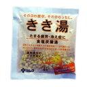 きき湯 食塩炭酸湯 30g(入浴剤)