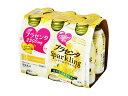 ビューパワー プラセンタ スパークリング レモン&マスカット風味 140ml×6本