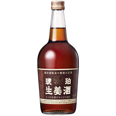 琥珀生姜酒 700ml