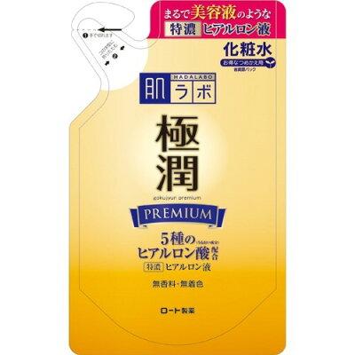 肌研(ハダラボ) 極潤 プレミアム ヒアルロン液 つめかえ用(170ml)